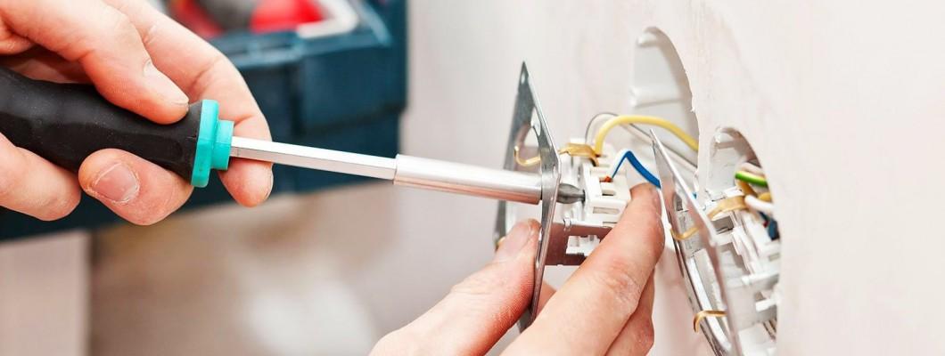 Монтаж электроприборов: проводка, розетки, выключатели,люстры