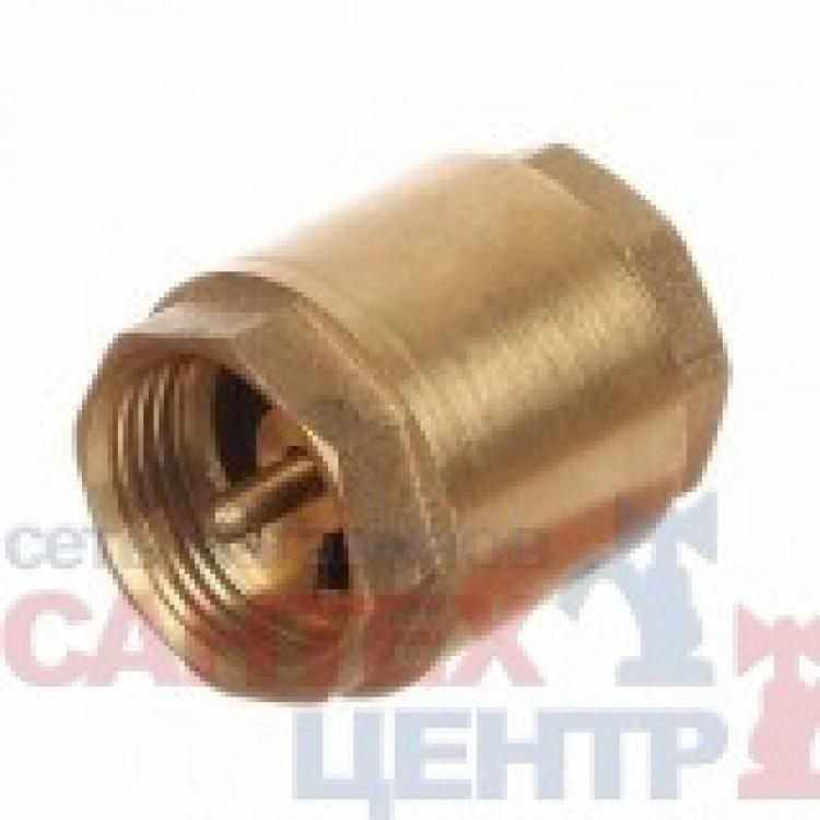 Клапан обратный пружинный Ду15 Frap