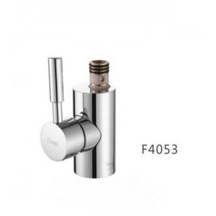 Корпус комбинированного cмесителя H53 для кухни, однорычажный, 40мм, хром