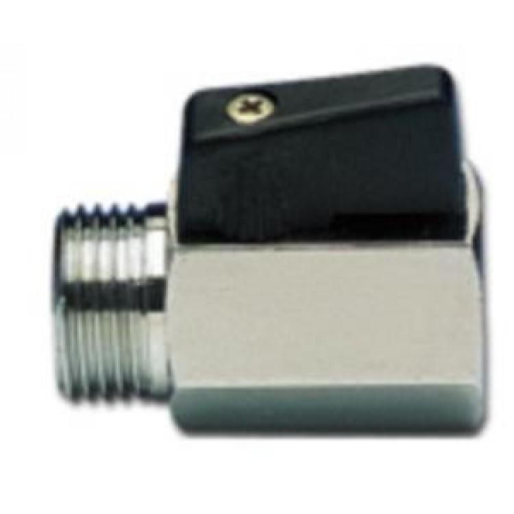 Кран шаровый Mini Ду15 резьба внутренняя/внутренняя Valtec VT.330.N.04