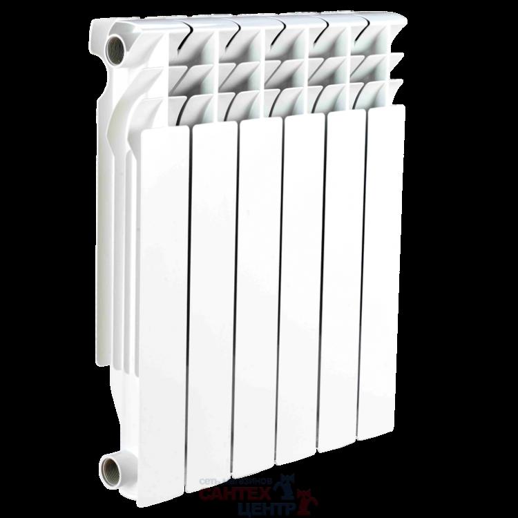 Радиатор алюминиевый 200/100 10 секций Ogint Classic