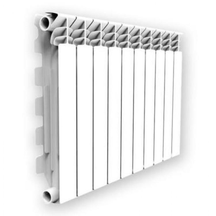 Радиатор алюминиевый 500/100 10 секций Fondital Experto A3