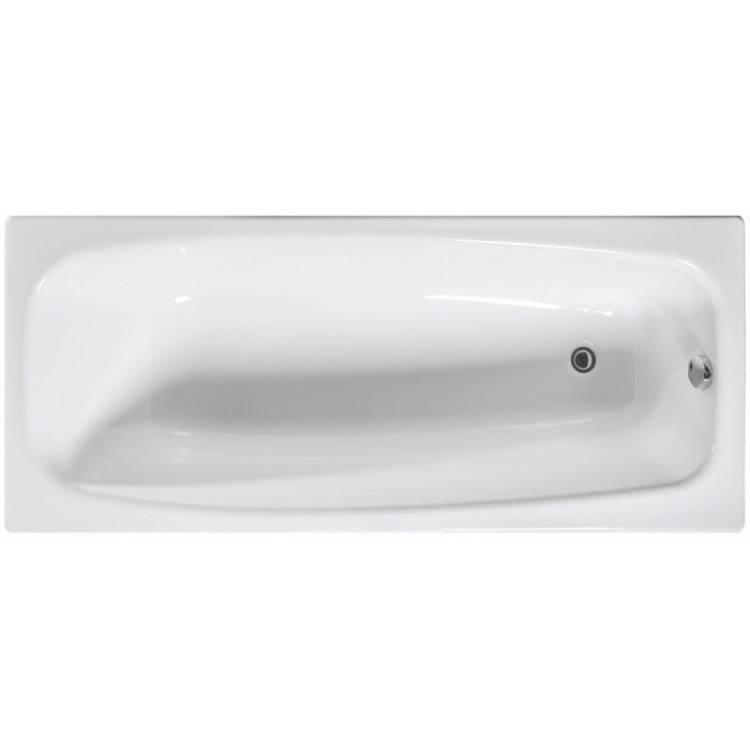 Ванна чугунная Грация 170*70 белая прямоугольная Новокузнецк