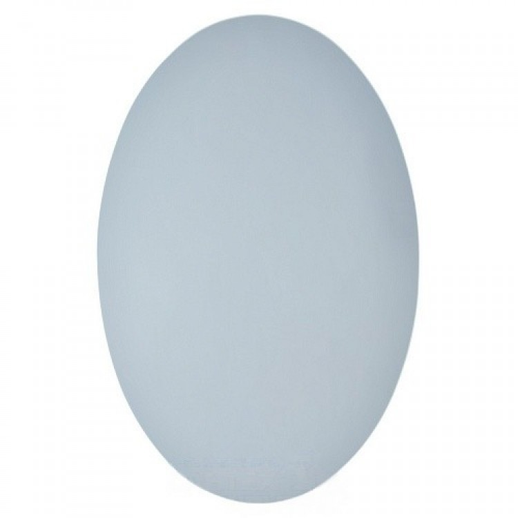 Зеркало 400*600мм обычное, овал SANAKS